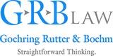 Sponsor - Goehring, Rutter & Boehm