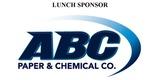 Sponsor - Lunch Sponsor - ABC Paper