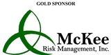 Sponsor - Gold Sponsor - McKee Risk Management