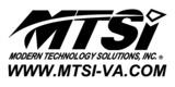 Sponsor - Modern Technology Solutions, Inc.