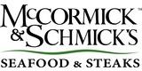 Sponsor - McCormick & Schmick's