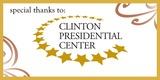 Sponsor - Clinton Presidential Center