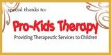Sponsor - Pro-Kids Therapy
