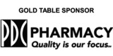 Sponsor - PDC Pharmacy - Gold Table Sponsor