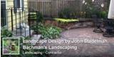 Sponsor - John Stadelman - Bachman's Landscape Design