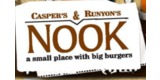 Sponsor - Casper and Runyon's Nook