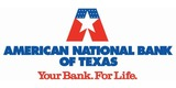 Sponsor - American National Bank of Texas