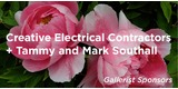 Sponsor - Creative Electrical Contractors + Tammy and Mark Southall