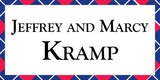 Sponsor - Jeffrey and Marcy Kramp