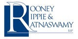 Sponsor - Rooney Rippie & Ratnaswamy LLP