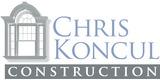 Sponsor - Chris Koncul Construction