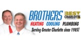 Sponsor - Brothera Air Heat Plumbing