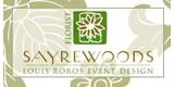 Sponsor - Sayrewoods Florists