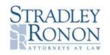 Sponsor - Stradley Ronon