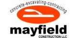 Sponsor - Mayfield Construction