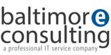 Sponsor - $5,000 - Baltimore Consulting