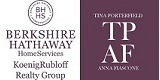 Sponsor - Berkshire Hathaway HomeServices KoenigRubloff Realty Group | Anna Fiascone & Tina Porterfield