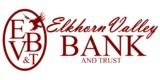 Sponsor - Elkhorn Valley Bank