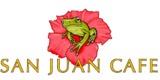 Sponsor - San Juan Cafe