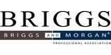 Sponsor - Briggs & Morgan