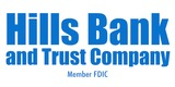 Sponsor - Hills Bank and Trust