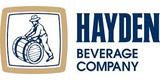 Sponsor - Hayden Beverage