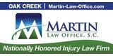 Sponsor - Martin Law
