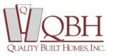 Sponsor - Quality Built Homes
