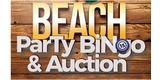 Sponsor - beach party bingo
